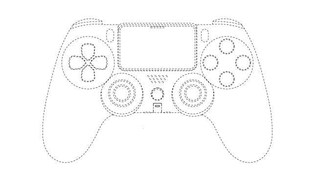 DualShock 5 patent