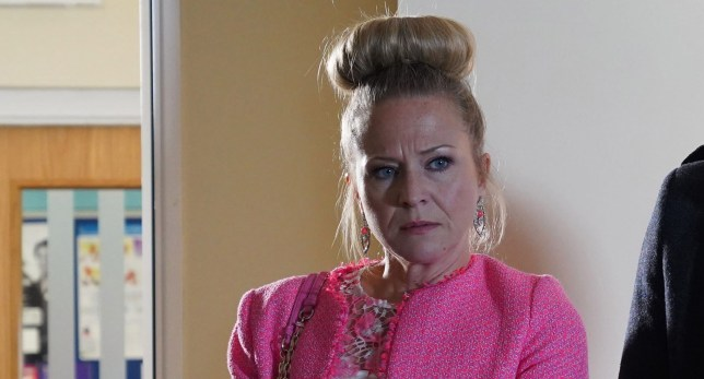 Linda Carter in EastEnders