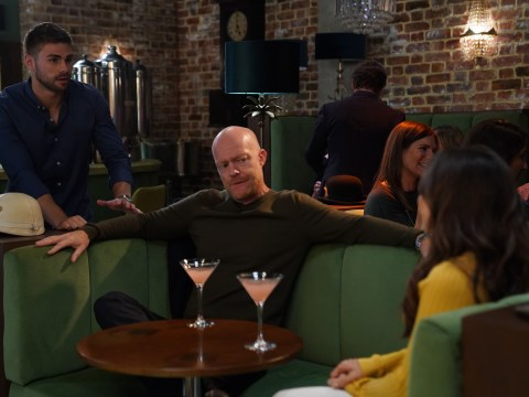 EastEnders' Max Branning has released a rap track and it's everything we wanted