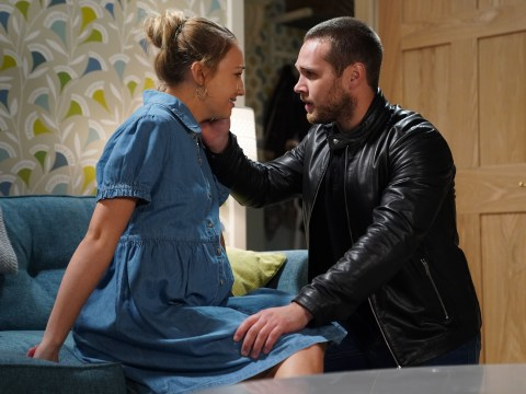 EastEnders spoilers: Louise Mitchell goes into labour tonight