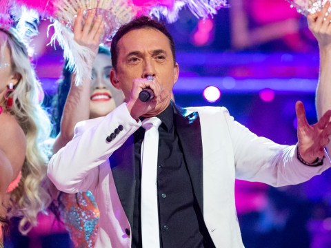 Strictly Come Dancing judge Bruno Tonioli thanks fans for loving his singing