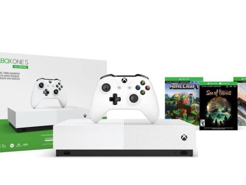 eBay wins Black Friday 2019 sales war with £99 Xbox One S and 3 games