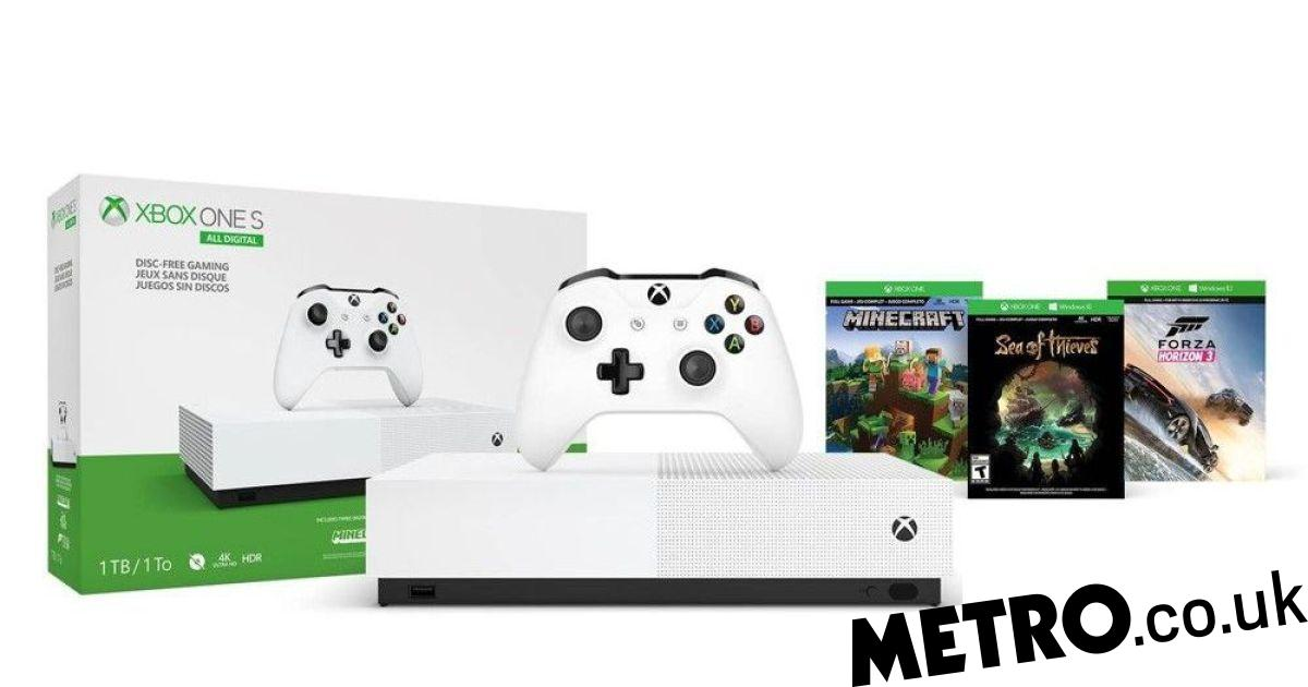 547187a5ee1ff0ba8461c6587548d0fd cdbc 1574966102 - eBay wins Black Friday 2019 sales war with £109 Xbox One S and 3 games