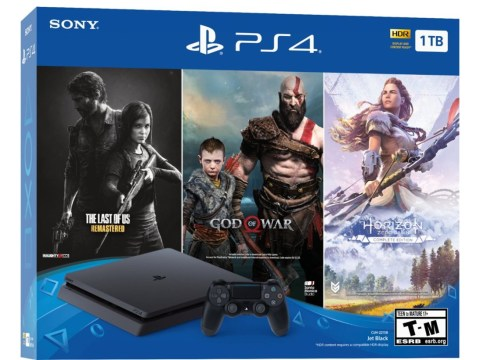 Sony and Nintendo reveal Black Friday 2019 PS4 and Switch console bundles