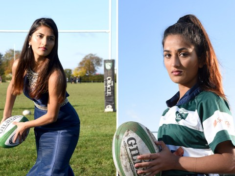 Young rugby star sets her sights on Miss England beauty pageant title