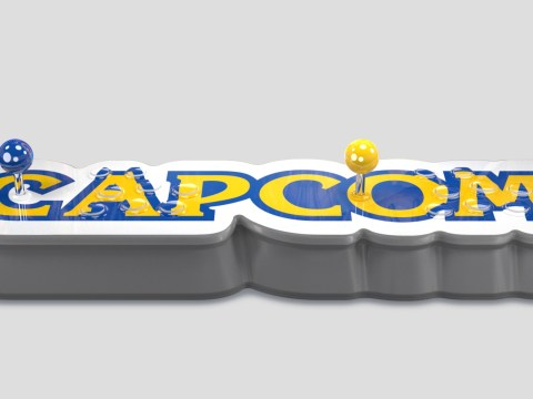 Capcom Home Arcade review – the biggest mini console ever made
