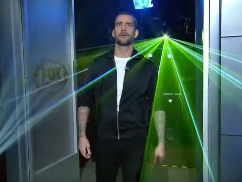 CM Punk makes grand return to WWE as he joins WWE Backstage