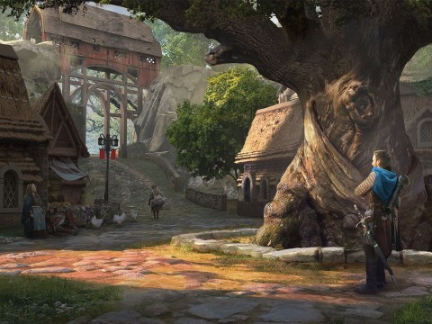 Fable 4 and Forza Horizon 5 concept art leaks