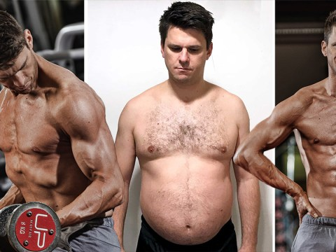 Former drug addict goes through incredible transformation in six months