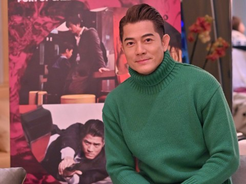 Aaron Kwok got so into I'm Livin' It character he suffered a cancer scare