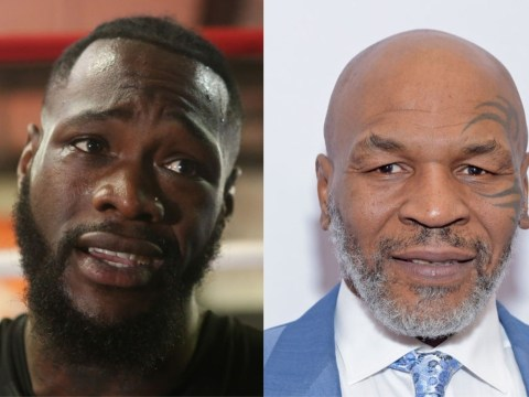 Deontay Wilder calls out Mike Tyson after beating Luis Ortiz