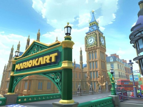 Mario Kart Tour heading to London in next week's update