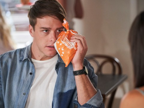 Home and Away spoilers: Robbo punches Colby during heated argument