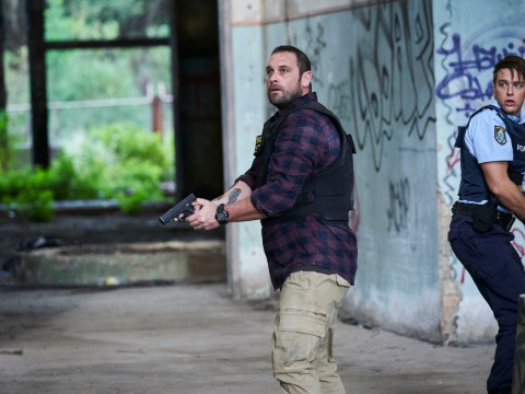 Home and Away spoilers: Robbo takes on Des and Fitz in power plant raid showdown