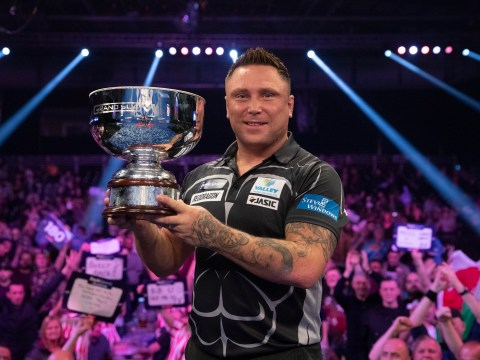 Gerwyn Price hopes crowd troubles are a thing of the past after second Grand Slam of Darts triumph