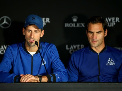 Novak Djokovic risks Roger Federer fury with calls for team events to move to September