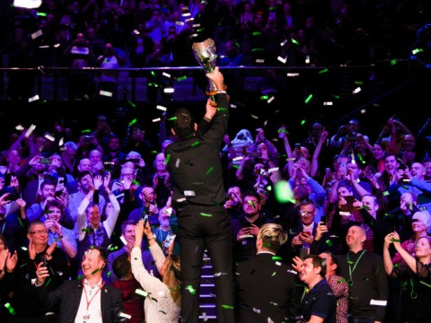 Ronnie O'Sullivan explains his iconic UK Championship celebration from 2018: 'It became more emotional for me than usual'
