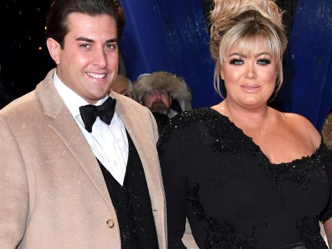 Gemma Collins and James Argent vow to diet together before 'getting married and starting family'