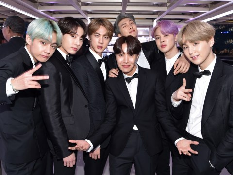 BTS win artist of the year at Melon Music Awards as they continue world domination