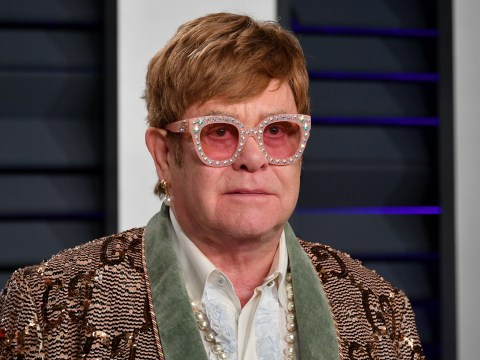 Elton John won't play Candle In The Wind in front of Princes William and Harry