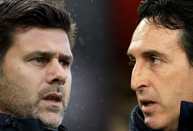 Mauricio Pochettino could replace Unai Emery at Arsenal