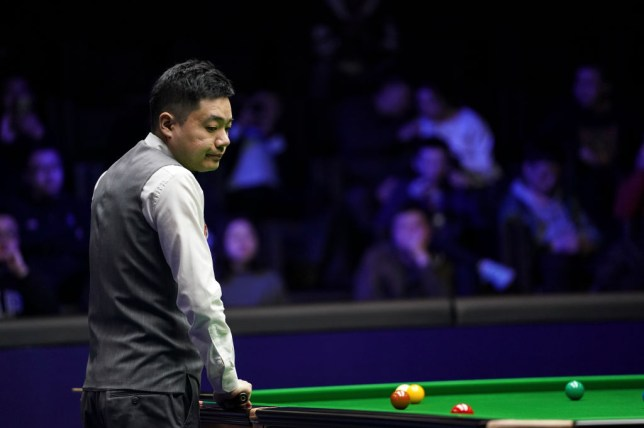 Ding Junhui's woes continue with shock defeat to David Lilley at Northern Ireland Open