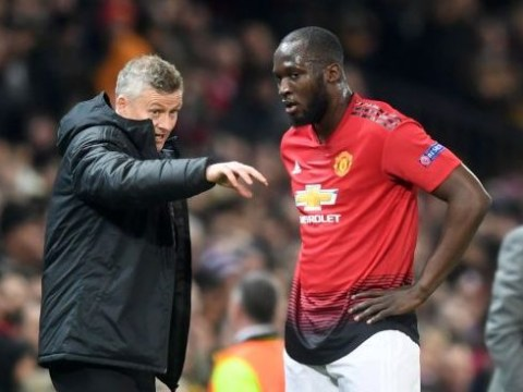 Romelu Lukaku reveals Ole Gunnar Solskjaer's decision convinced him to leave Manchester United