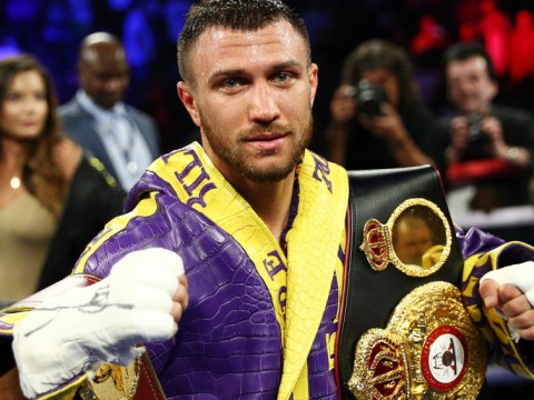 Vasyl Lomachenko denies he asked to be made WBC 'franchise' champion