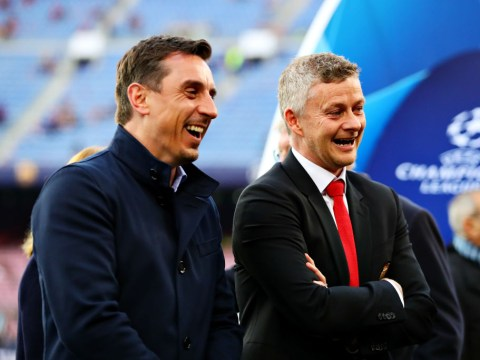 Gary Neville fires warning to Ole Gunnar Solskjaer ahead of Bournemouth clash