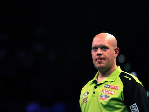 Michael van Gerwen sends classy message to Gerwyn Price after Grand Slam of Darts defeat