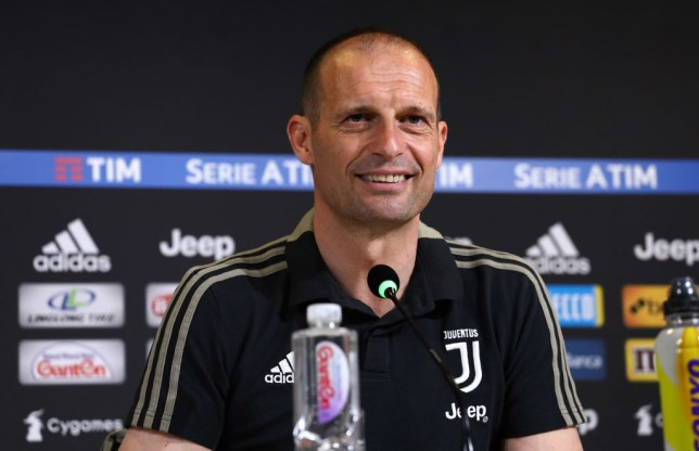 Massimiliano Allegri is in contact with Arsenal