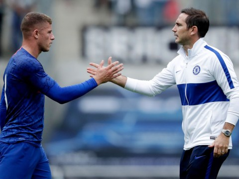 Frank Lampard urges 'unprofessional' Ross Barkley to do his talking on the pitch