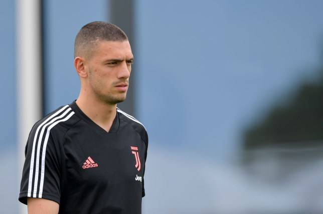 Manchester United and Arsenal send scouts to watch Juventus star Merih Demiral