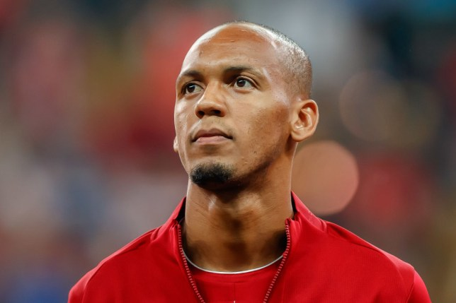 Rio Ferdinand and Michael Owen have paid tribute to Liverpool star Fabinho