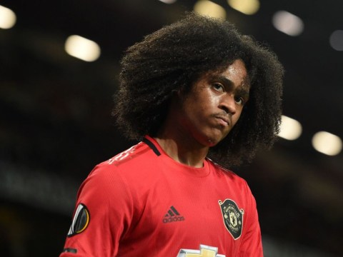 Tahith Chong says new Manchester United contract 'will come naturally' amid free transfer rumours