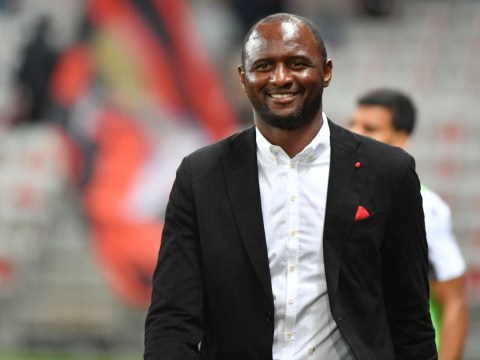Arsenal legend Patrick Vieira is a managerial target for David Beckham's Inter Miami