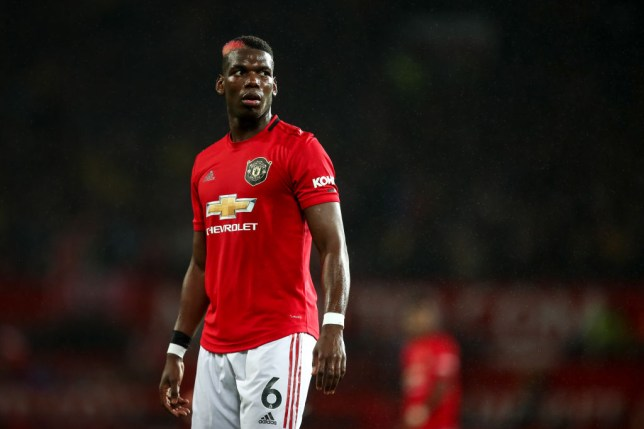 Paul Pogba on course to return for Manchester Derby as midfielder steps up recovery