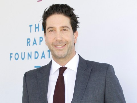 Friends star David Schwimmer 'dating 29-year-old he met in a bar'