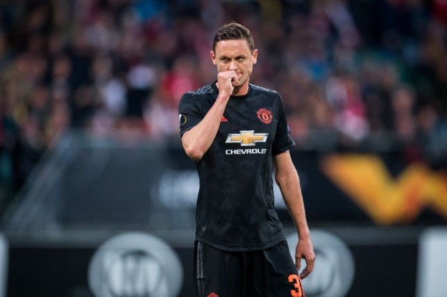 Nemanja Matic could leave Manchester United this month