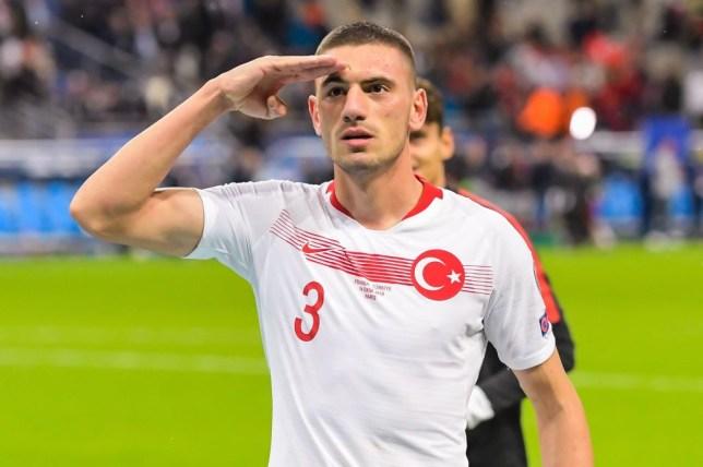 Merih Demiral has been deemed surplus to requirements by Juventus