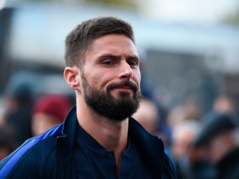Frank Lampard sends message to Olivier Giroud over January transfer