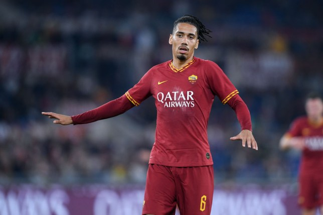Chris Smalling has mixed feelings over his Man Utd future as he 'feels very settled' in Italy