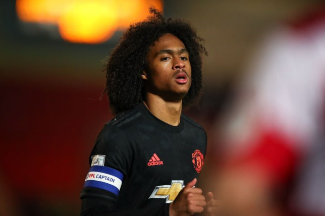 Tahith Chong has 'decided not to renew his contract at Man Utd' with Juventus keen on free transfer