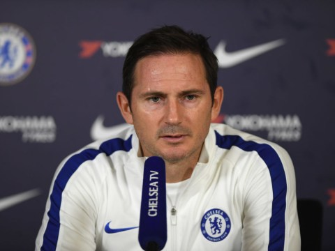 Frank Lampard reveals his one 'gripe' with Chelsea despite record-equalling win