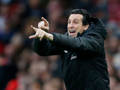 Arsenal squad have 'serious reservations' over Unai Emery's conservative tactics