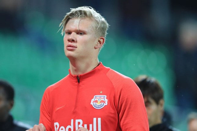 Erling Haaland is coveted by Europe's biggest clubs