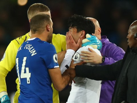 Dele Alli reveals how Heung-min Son reacted in dressing room after Andre Gomes injury