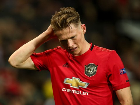 Scott McTominay dismissed as 'modern-day Robbie Savage' by Man Utd hero Paul Parker
