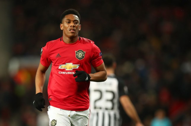 Anthony Martial has been overlooked by France again