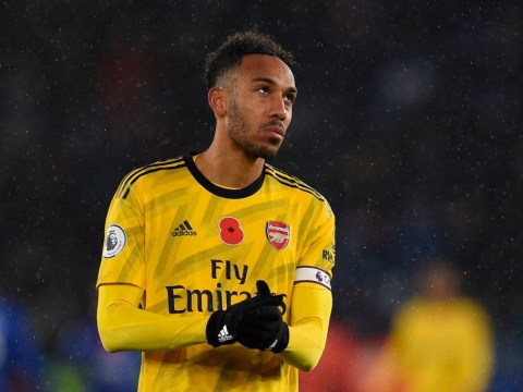 Arsenal dressing room have concerns over Unai Emery's decision to make Pierre-Emerick Aubameyang captain